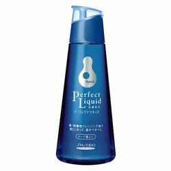 Shiseido資生堂-開架式Perfectwhip超微米新透感卸粧液