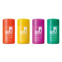 Shiseido資生堂-開架式活力清香防曬乳SPF25PA++