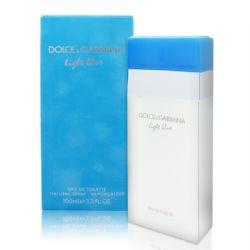 Dolce&Gabbana淺藍女性淡香水