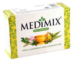 Medimix美黛詩阿育吠陀天然草本精萃皂