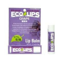 EcolipsEcoLipsGrapeLipBalm(葡萄味)