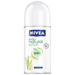NIVEA妮維雅天然純淨系列爽身乳液