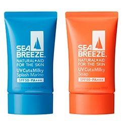 SEABREEZE海洋微風擁抱艷陽清香防曬乳SPF50PA+++