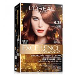 L`Oréal Paris巴黎萊雅優媚霜時尚魅力護髮染髮霜
