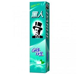 darlie黑人牙膏白綠雙星美白含氟