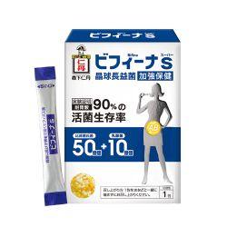 日本森下仁丹晶球長益菌-加強保健