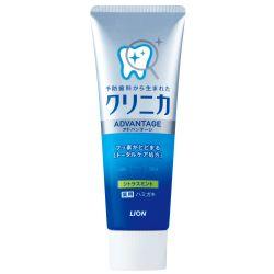 日本獅王固齒佳酵素淨護牙膏柑橘薄荷