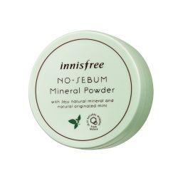 innisfree無油無慮礦物控油蜜粉