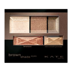 KATE凱婷3D棕影立體眼影盒N